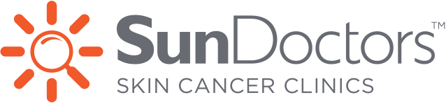 logo for SunDoctors Orange Skin Cancer Doctors