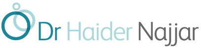 logo for Dr Haider Najjar - Malvern_disabled2 Obstetrician & Gynaecologists