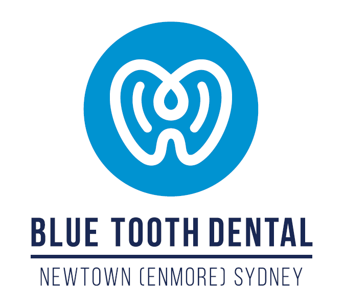 logo for Blue Tooth Dental Dentists