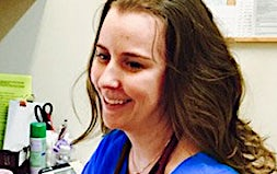 profile photo of Dr Danielle McMullen Doctors Church Street Medical Practice