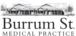 logo for Burrum Street Medical Practice Doctors