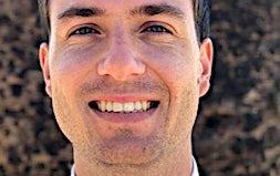 profile photo of Dr David Olver Optometrists Ian Donald Optometry