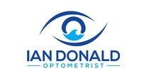 logo for Ian Donald Optometry Optometrists