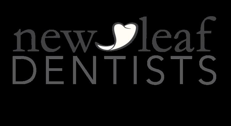 logo for New Leaf Dentists Dentists