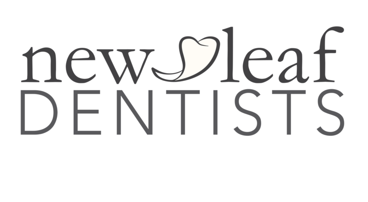 logo for New Leaf Dentists Dentists