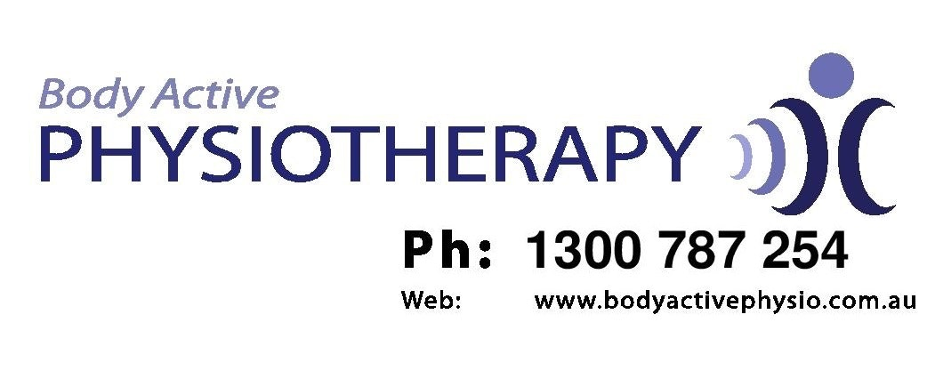 logo for Body Active Physiotherapy - Alexandria Physiotherapists