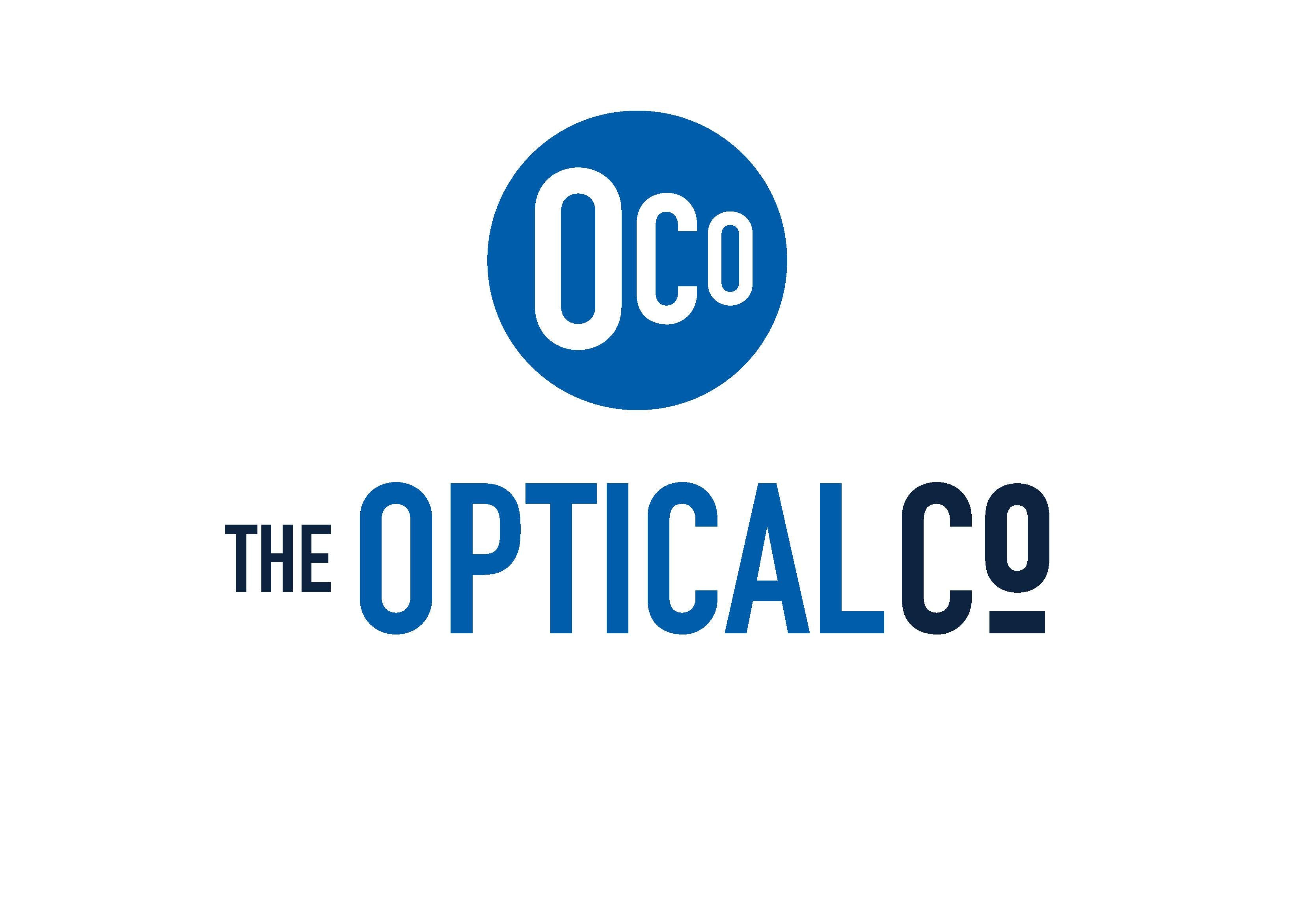 logo for The Optical Co Galeries Optometrists