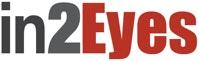 logo for In2Eyes Optometry Optometrists