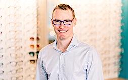 profile photo of Patrick Kelly Optometrists RJK Optometry