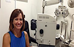 profile photo of Tanya Revell Optometrists Davey and Associates Optometry