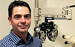 profile photo of Heath Davis Optometrists Total Eyecare Optometrists - Hobart