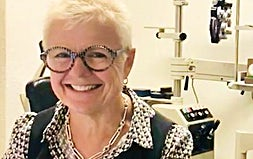 profile photo of Sue Sluce Optometrists Total Eyecare Optometrists - Hobart
