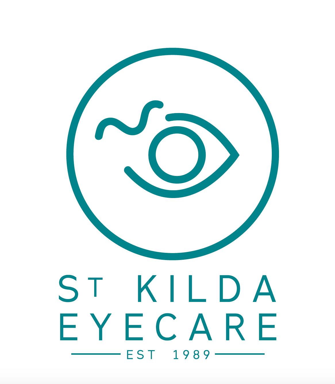 logo for St Kilda Eyecare Optometrists