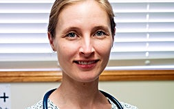 profile photo of Dr Laura Johnston Doctors Shieldaig Medical Centre