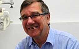 profile photo of Dr John Old Optometrists Vision One Eyecare - Mornington