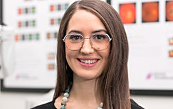profile photo of Laura Carson Optometrists Canterbury Eyecare