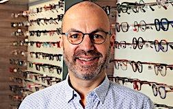 profile photo of Chris Katopodis Optometrists Canterbury Eyecare