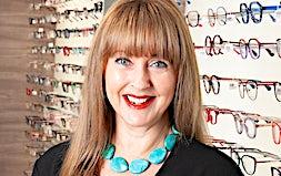 profile photo of Genevieve Hastings Optometrists Canterbury Eyecare