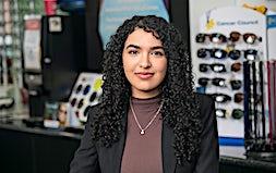 profile photo of Mariam Morkous Optometrists Kay Street Eyecare