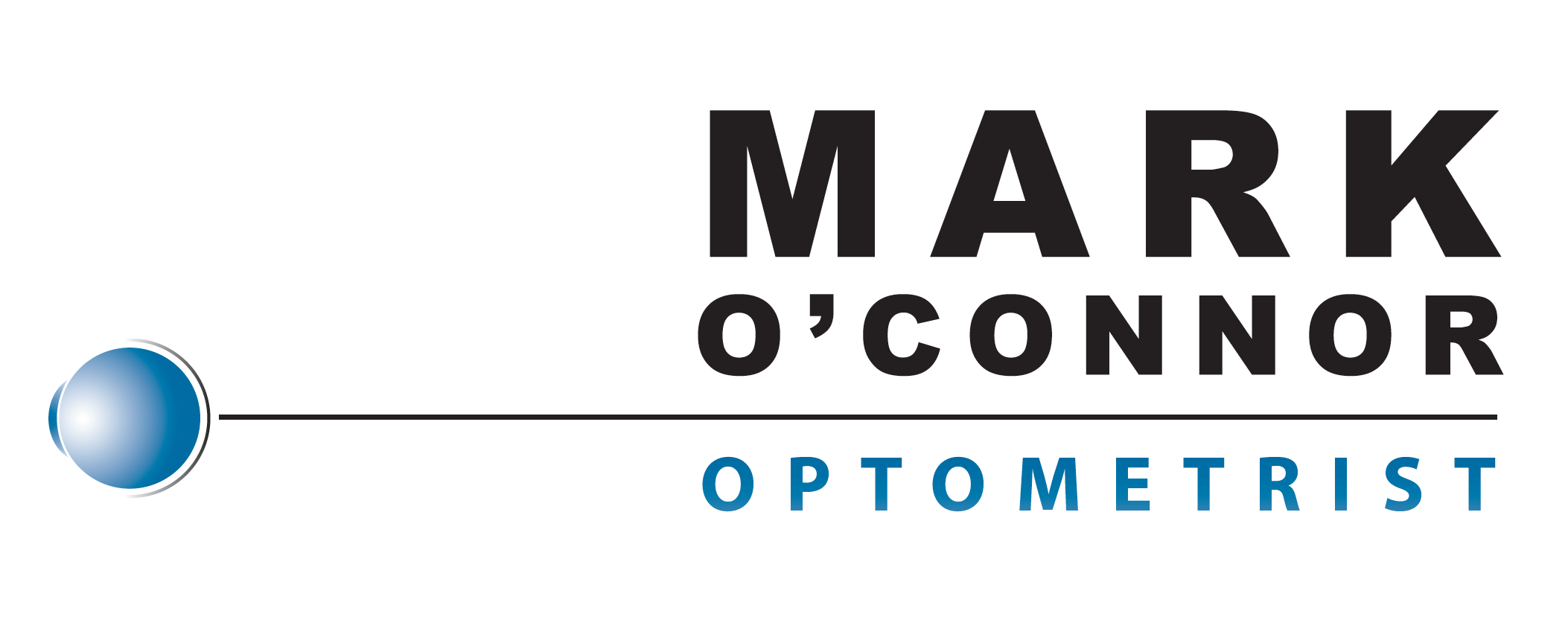 logo for Mark O'Connor Optometrist - Newton Optometrists