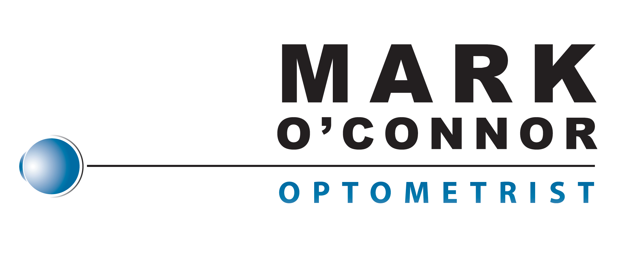 logo for Mark O'Connor Optometrist - Marden Optometrists