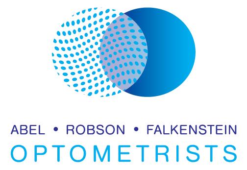 logo for Abel Robson & Falkenstein Optometrists Optometrists