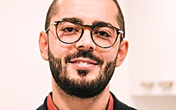 profile photo of Behzad Ghafourian Optometrists Eye Concepts North Sydney