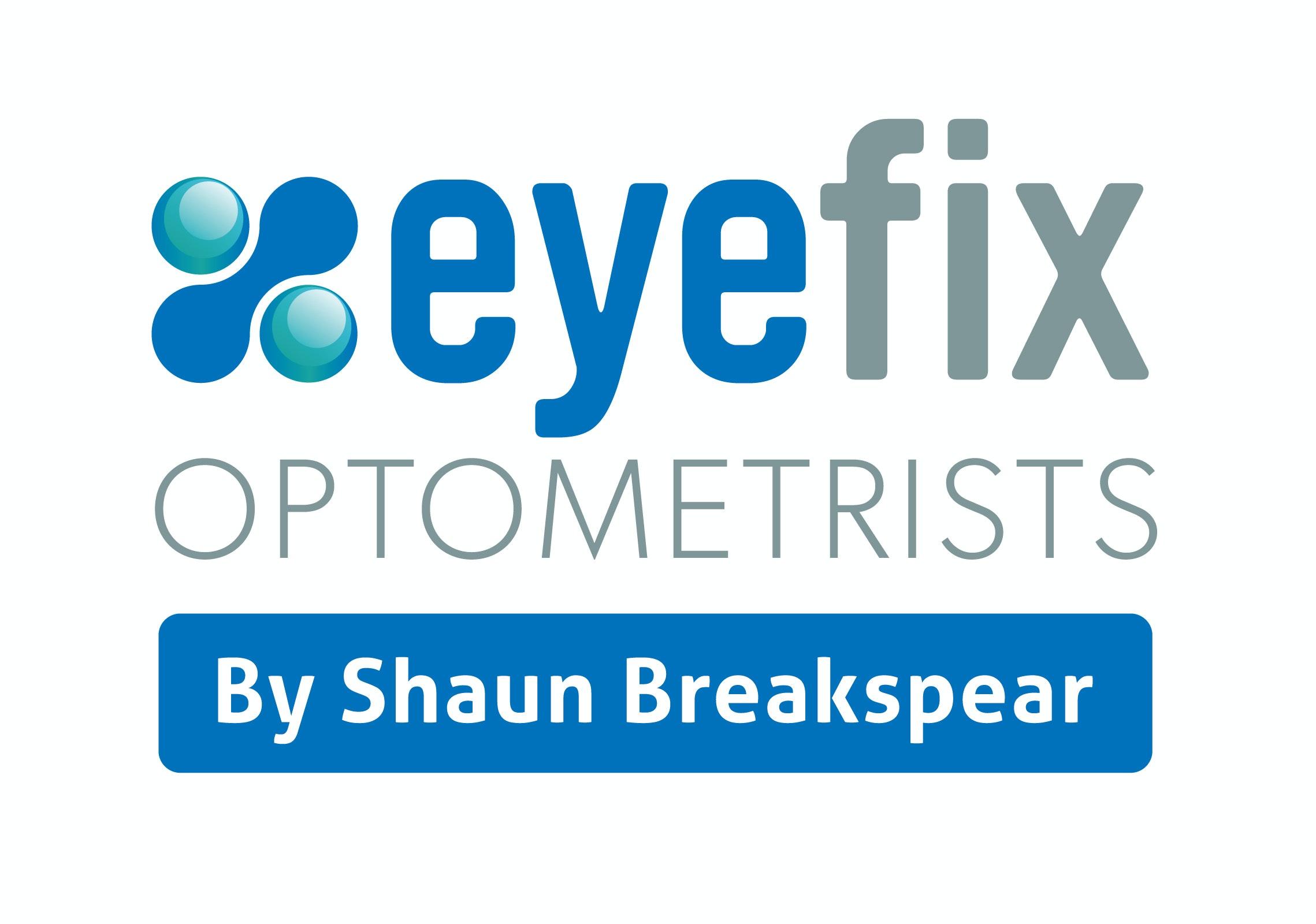 logo for Eyefix Optometrists Optometrists