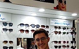 profile photo of Rod McLennan Optometrists Sankey Fraser Eyecare - Emerald