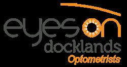logo for Eyes On Docklands Optometrists