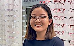 profile photo of Esther Nguyen Optometrists Thomas & Mackay Optometrists - Aldgate