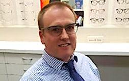 profile photo of Stuart Mackay Optometrists Thomas & Mackay Optometrists - Aldgate