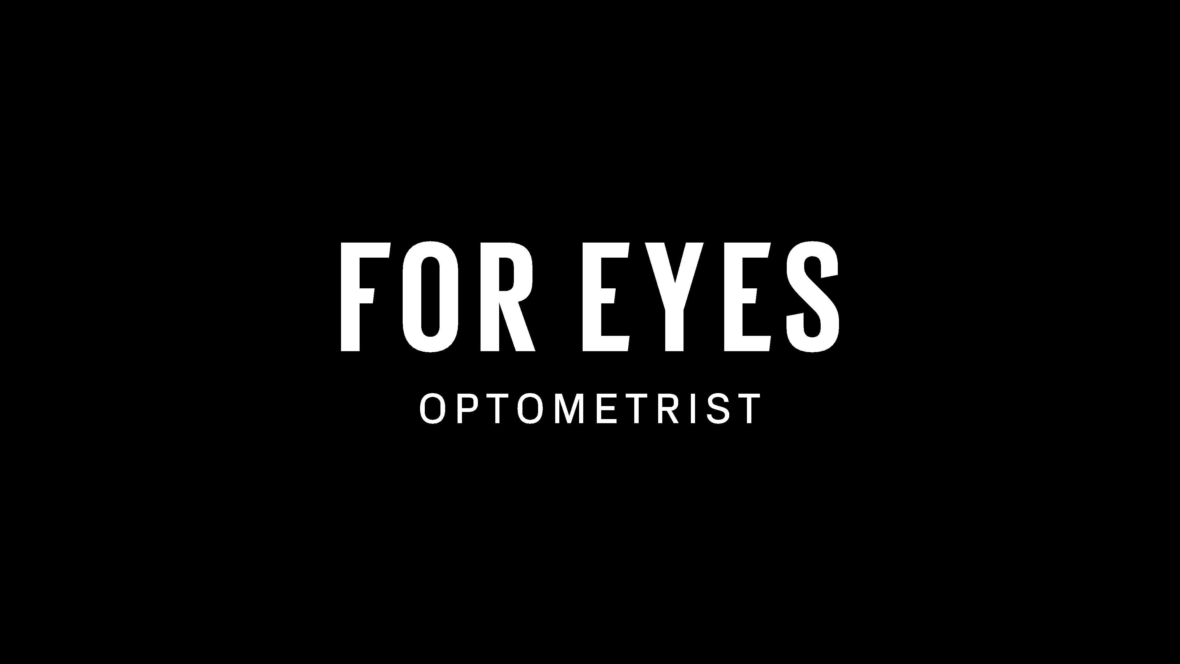 logo for For Eyes Optometrist Optometrists