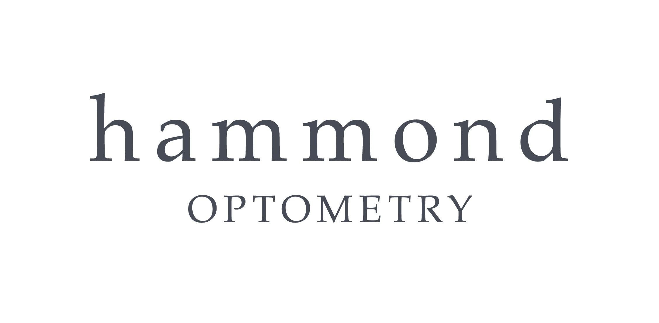 logo for Hammond Optometry Optometrists