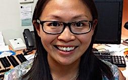 profile photo of Angie Trinh Optometrists Eyecare Sunraysia Langtree