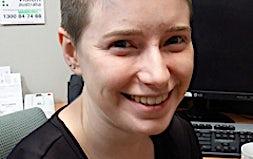 profile photo of Karina Sinclair Optometrists Eyecare Sunraysia Langtree