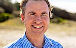profile photo of Stephen Brady Optometrists Byron Bay Eyecare