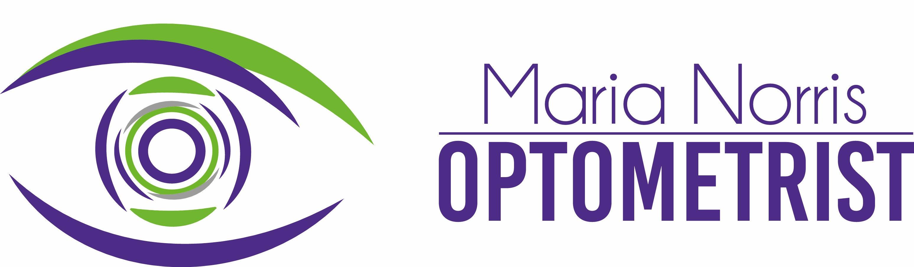 logo for Maria Norris Optometrist Optometrists
