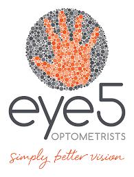 logo for Eye5 Optometrists Optometrists