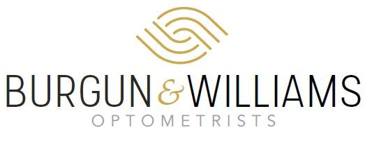 logo for Burgun & Williams Optometrists Optometrists