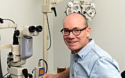 profile photo of Andrew Stephensen Optometrists Edgey Specs - Edgeworth