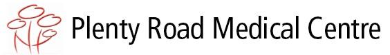 logo for Plenty Road Medical Centre Doctors