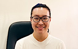 profile photo of Dr Vicky Chang Optometrists Eyes on Brighton