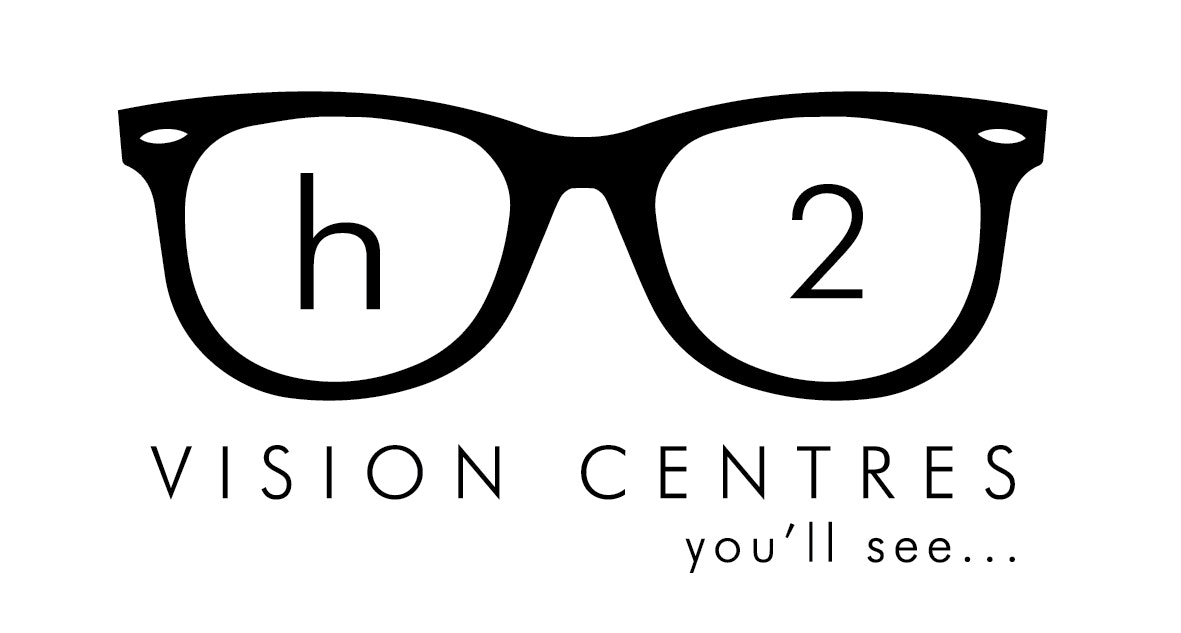 logo for h2 Vision Centres Optometrists
