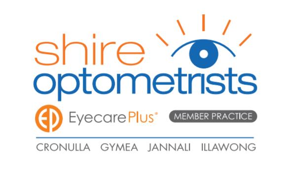 logo for Shire Optometrists Jannali Optometrists