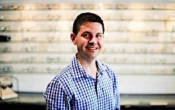 profile photo of Benjamin Chant Optometrists Eyeconic Optometry