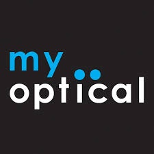 logo for My Optical  by G&M Eyecare - Warwick Optometrists