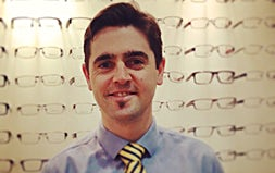 profile photo of Tom Roger Optometrists Eyecare Eyewear Dalby