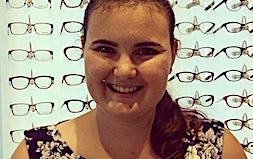 profile photo of Clodagh Sinnott Optometrists Eyecare Eyewear Chinchilla