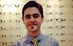 profile photo of Tom Roger Optometrists Eyecare Eyewear Chinchilla